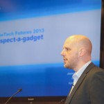 Jason Plant presenting at LawTech Futures 2013 in London