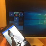 Microsoft continuum in action 2