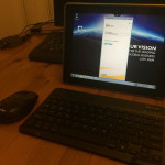 Citrix Receiver and the X1 mouse in action 2